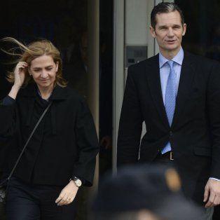 En febrero de 2016, el matrimonio concurrió siempre junto a las audiencias ante el tribunal en Mallorca.