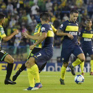 Alicaído. Boca quiere levantar la imagen que dejó con Aldosivi en Mar del Plata.