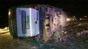 La empresa chilena Turbus emitió un comunicado tras el fatal accidente en Mendoza