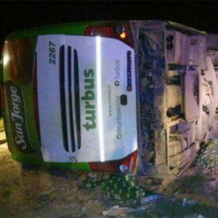 la empresa chilena turbus emitio un comunicado tras el fatal accidente en mendoza