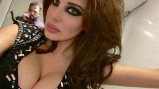 Los chats de Charlotte Caniggia que confirman que fue golpeada por su novio Loan