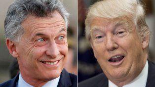 La reunión entre Macri y Trump se concretaría entre abril y junio de este año.