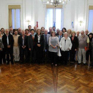 La intendenta Mónica Fein inauguró otro centro de día para adultos mayores en Buenos Aires al 1500.