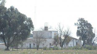 Centro del terror. Muchas personas fueron detenidas y permanecen desaparecidas luego de haber pasado por La Calamita.