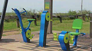 Pequeñas usinas. Las bicicletas generan electricidad.