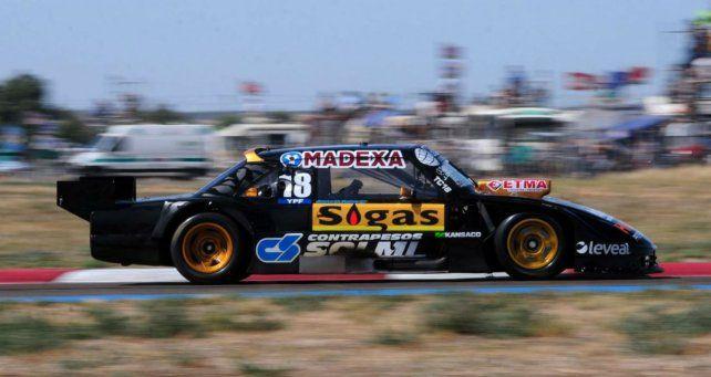 El Toro conservó el primer lugar en la clasificación y largará primero en Viedma.