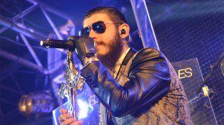 El cantante Ulises Bueno fue víctima de un millonario robo en su casa de Córdoba.