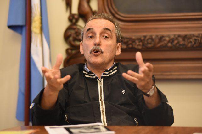El exsecretariod e Comercio Guillermo Moreno.