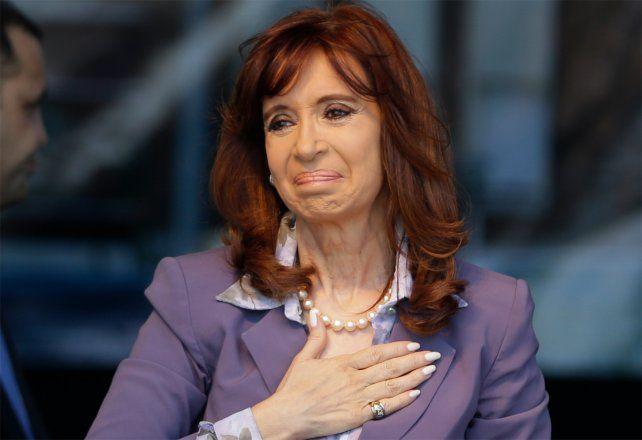 Cristina compartió en las redes sociales la crítica al juez Bonadio.