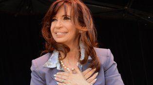 La expresidenta compartió en las redes la carta que le envió un maestro de Rosario.