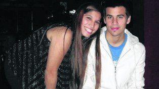 hermanos. Javier Ponisio tenía 25 años y Agustina 28.