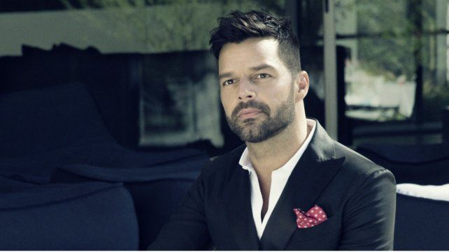 Ricky Martin reveló que conoció a su actual novio por Instagram