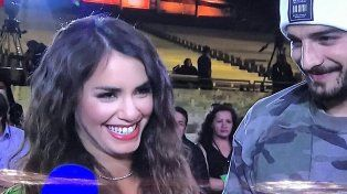 Las miradas y las risas entre Lali Espósito y Maluma causan sensación en Viña del Mar