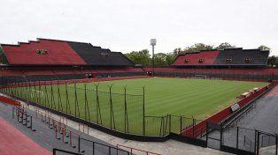 Aún sigue en trámite la habilitación del estadio de Newells