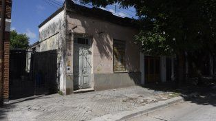 Tiro Suizo. El drama ocurrió en una casa de Olegario Andrade al 700.