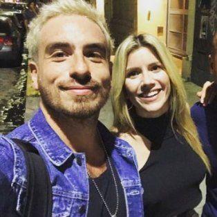 La foto fue publicada en Twitter por al amigo de la pareja.