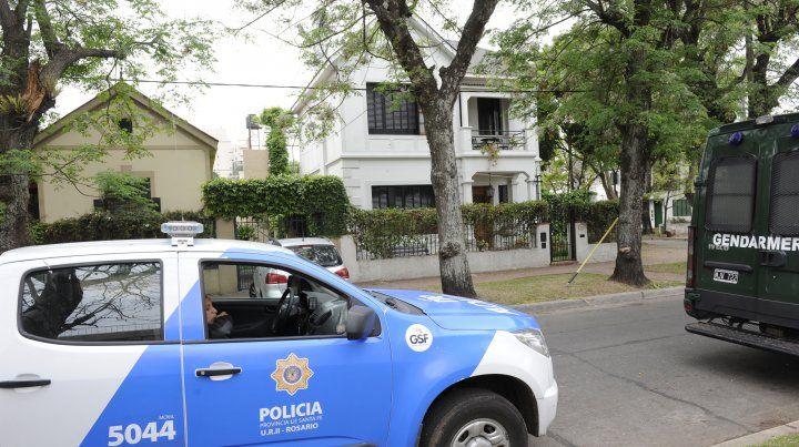 El atentado contra la vivienda del exgobernador fue en octubre de 2013. (Foto de archivo)