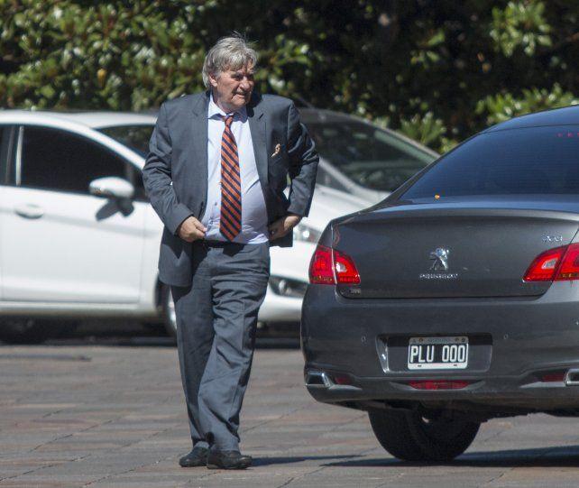 Armando Pérez admitió que está pensando en dar un paso al costado en AFA