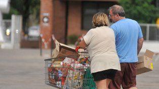 Según el Ipec, la inflación de los últimos doce meses suma 30,6%.