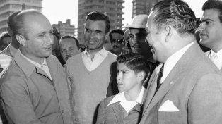 El secuestro de Fangio