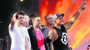 Un debut exitoso para el grupo de rock argentino.