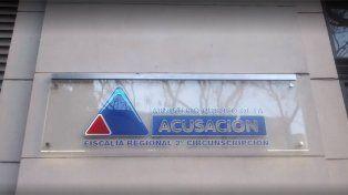 Los llamados extorsivos son investigados en la Fiscalía Regional Rosario, en Montevideo 1968.