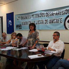 amsafe voto un paro de 48 horas y peligra el comienzo de clases en la provincia