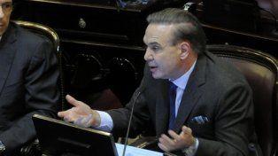 Miguel Angel Pichetto descartó el pedido de juicio político contra el presidente Mauricio Macri
