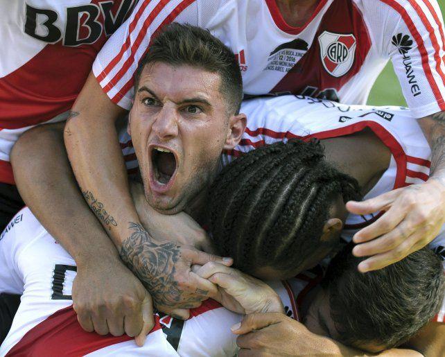 Alario no se va: el delantero dijo que River le dio mucho