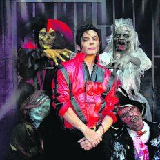 Llega de Barcelona el doble de Michael Jackson