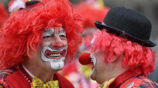 El colorido carnaval de Colonia en Alemania
