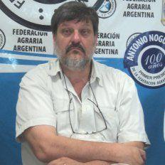 Dirigente agropecuario negó pelea con Diego Osella y aseguró que no hubo trompadas