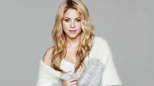 Shakira grabó un nuevo tema con el rapero francés Black M.