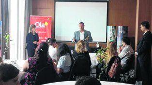 OLA y Meliá Hotels capacitaron en Rosario