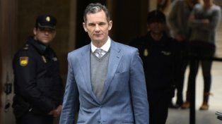 Al menos por ahora, el cuñado del rey de España no irá a prisión