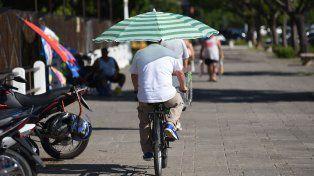 Alerta amarillo, más calor para hoy, alta humedad y sensación térmica de 40 grados
