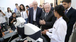 Lifschitz inauguró la nueva sede de la Policía de Investigaciones en el exBatallón 121