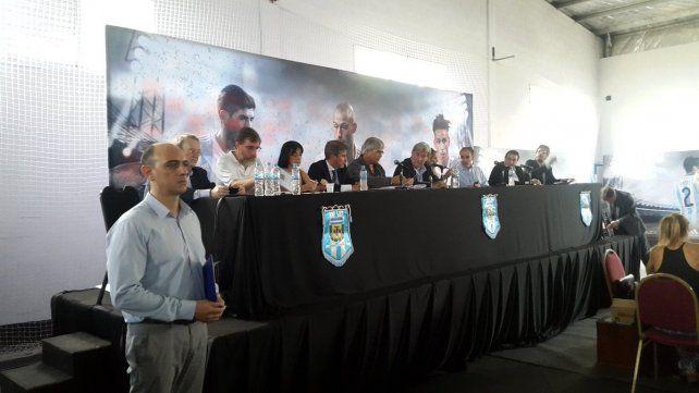 En la asamblea de esta tarde se decidió la rescisión del contrato de Fútbol Para Todos.