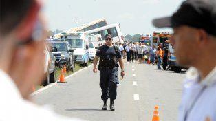La tragedia sobre ruta 33 que dejó 12 muertos conmocionó a toda la provincia.