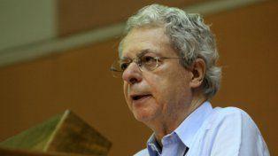 Frei Betto, autor de Fidel y la religión, defendió los principios en común de cristianos y comunistas.