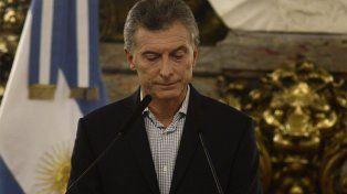 El presidente Macri publicó un mensaje en las redes por la tragedia en la ruta 33.