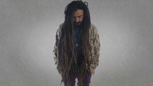 Dread Mar I, uno de los fenómenos de la movida reggae, quien tocará desde las 21.10.