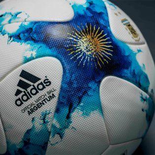 La Argentum 2017 se prepara para rodar en el campeonato argentino de fútbol.