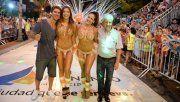 Barbie Vélez esatrá bailando todo el fin de semana por las calles de Vicente López.