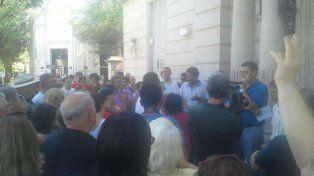 Los casildenses reclamaron en la Municipalidad que las autoridades revoquen la concesión a Monticas.