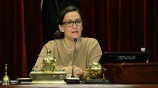 Michetti dijo que se va a armar un protocolo para tratar temas donde haya conflicto de intereses.