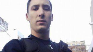 Alejandro Foresto tenía 25 años y su mujer está embarazada.