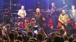 Los Pericos celebraron sus 30 años en el espacio alternativo del Cosquín Rock
