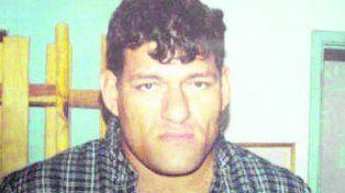 de archivo. Cardozo en 2006, cuando fue apresado en Buenos Aires.