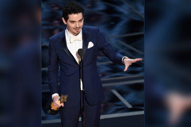 Chazelle se convirtió en el director más joven en conseguir la estatuilla.